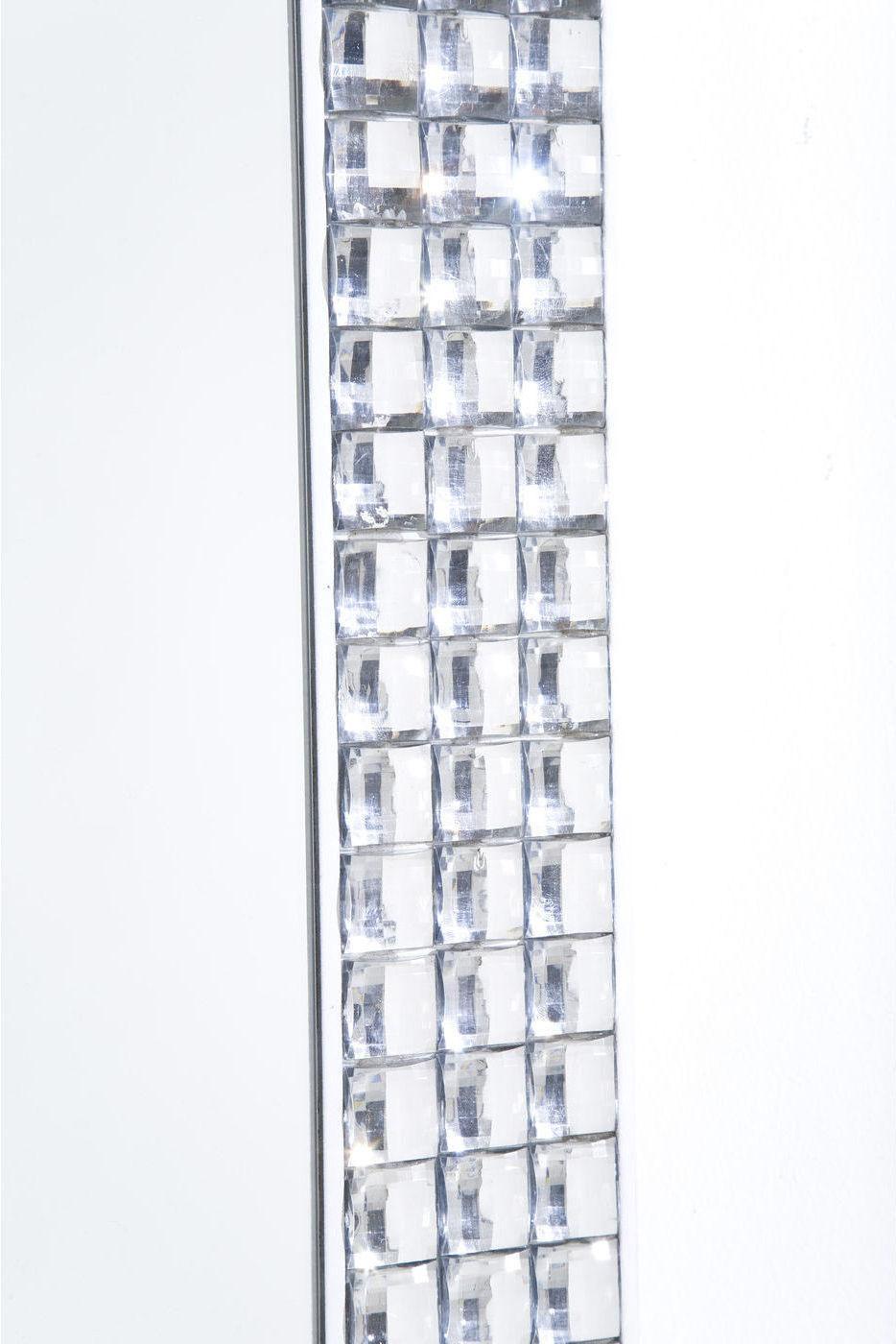 spiegel crystals 180x80 kare design kaufen. Black Bedroom Furniture Sets. Home Design Ideas
